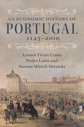 An Economic History of Portugal 11432010_Cover 3